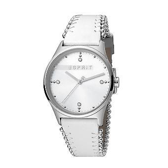 Esprit Ladies Watch Drop 01 White Silver SALE Price Original Designer Box