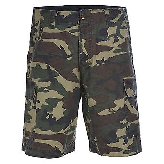 DICKIES Mens Whelen Springs Shorts – Camouflage Work Shorts 01 220129 CF mens wo
