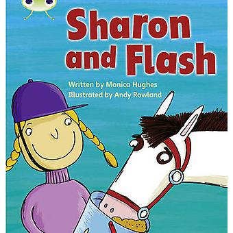 Sharon and Flash - Set 08 by Monica Hughes - 9780433019343 Book