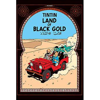 Land of Black Gold by Herge - 9781405208147 Book