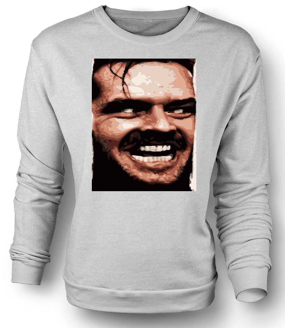 Mens Sweatshirt Shining - Classic - Kubrick - Horror