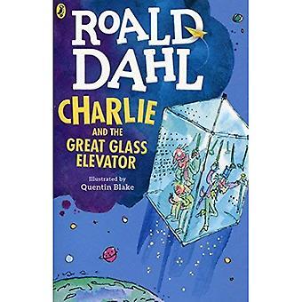 Charlie ja suuri lasinen hissi (Dahl Fiction)