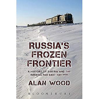 Russland ist gefroren Grenze: eine Geschichte von Sibirien