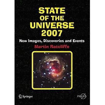 State of the Universe: New Images, Discoveries and Events (Springer-Praxis Books)