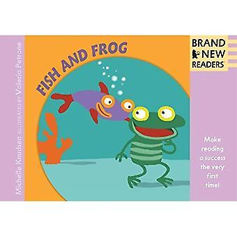 Fisch und Frosch Big Book: neue Leser