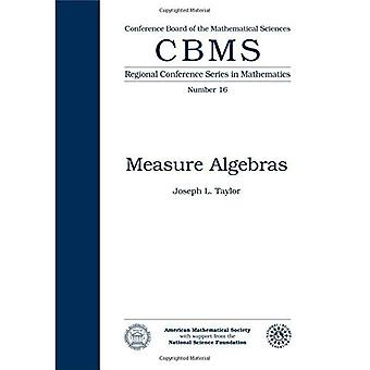 Measure Algebras