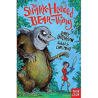The Shark-Headed Bear Thing (Benjamin Blank Series)