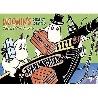 Moomin's Desert Island (Moomin (Drawn & Quarterly))
