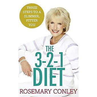 3-2-1 de Rosemary Conley de la dieta: sólo 3 pasos para un delgado, Ajustador le