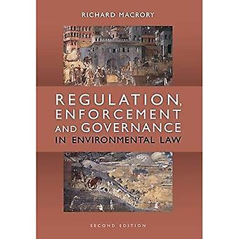 Regelgeving, handhaving en Governance in het milieurecht