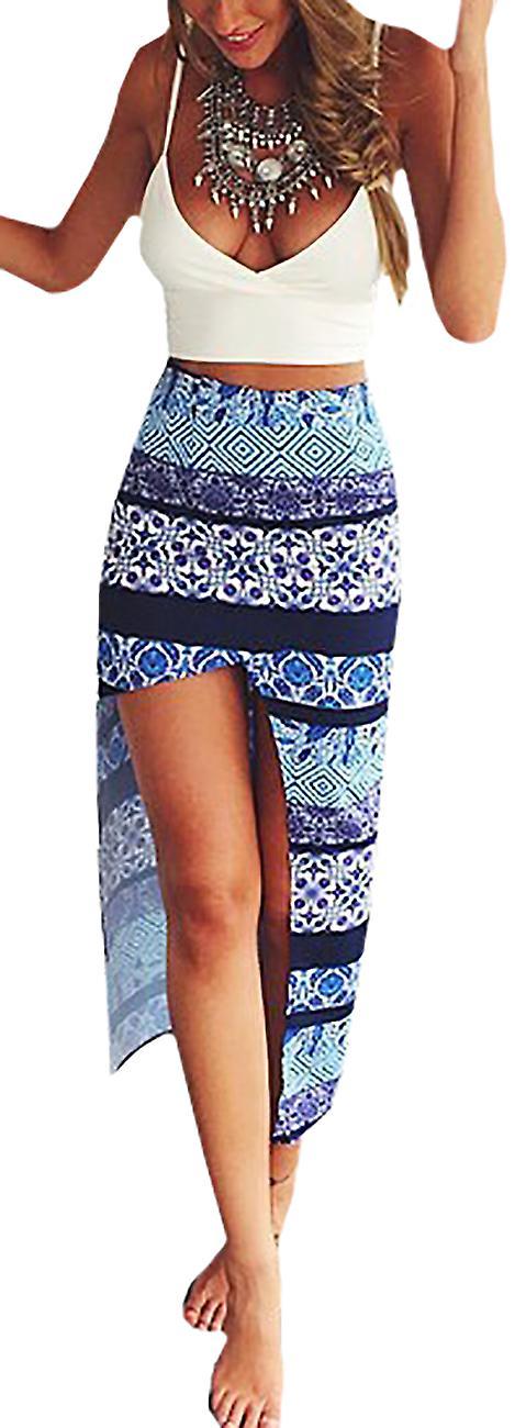 Waooh - Set sleeveless top and skirt open Cenn