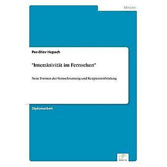 Interaktivitt im Fernsehen av Hepach & PerOlov