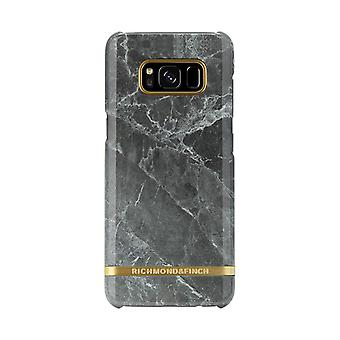 Richmond & Finch covers for Samsung Galaxy S8-Gray Marble