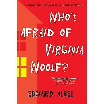 Who's Afraid of Virginia Woolf? by Edward Albee - 9780451218599 Book