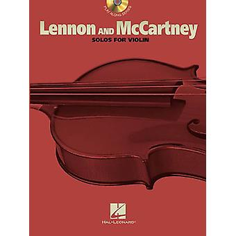 Lennon and McCartney - For Violin - 9780634022142 Book