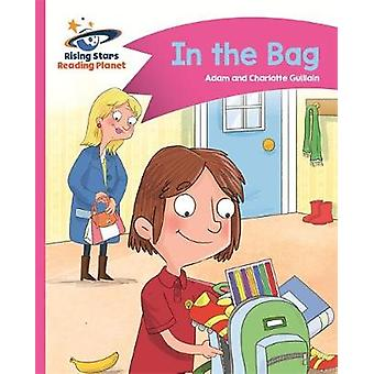 Reading Planet - In the Bag - Pink B - Comet Street Kids by Adam Guill