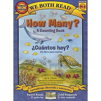 How Many? (We Both Read - Level Pk-K) - A Counting Book by D J Panec -