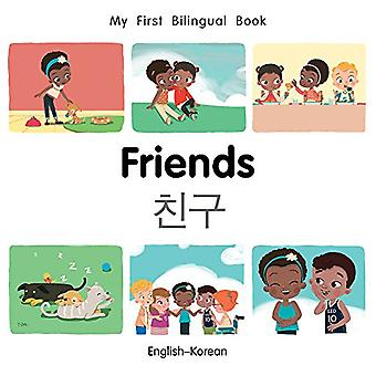 My First Bilingual Book-Friends (English-Korean) by Milet Publishing