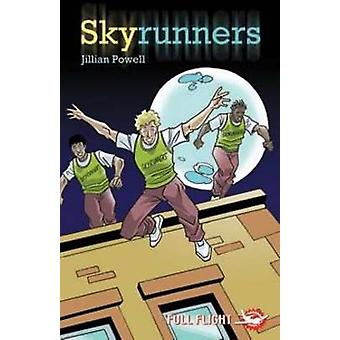 Skyrunners by Jillian Powell - Anthony Williams - 9781846911255 Book