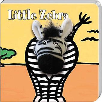 Little Zebra - Finger Puppet Book by Imagebooks - 9781452112527 Book