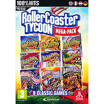 RollerCoaster Tycoon Megapack - PC