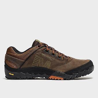 New Merrell Men's Annex Walking Shoe Brown