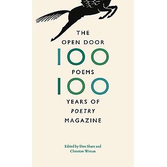 De Open deur: Honderd gedichten, honderd jaar van Poetry Magazine