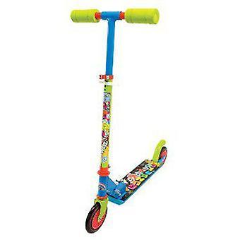 Smoby Scooter 2 Wheels Gumball (Dzieci i niemowlęta , Zabawki , Inne)