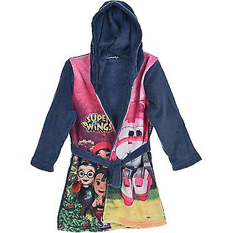 Jenter DHQ2137 super Wings myk fleece hette dressing kappe
