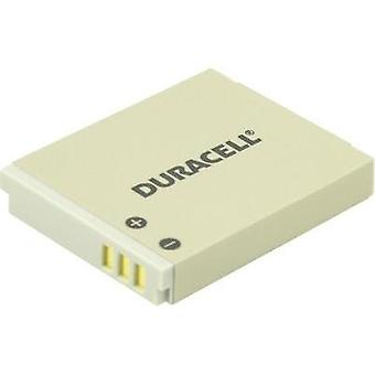 Camera rechargeable battery Duracell replaces original battery NB-6L 3.7 V 700 mAh