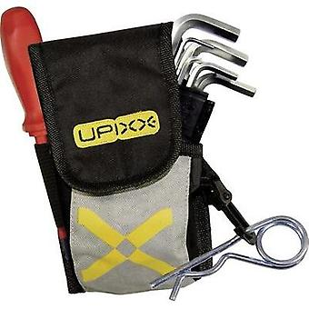 Upixx 8320 Hip Pouch (Black/Grey/Yellow) Upixx 8320 N/A