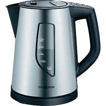 Kettle cordless Severin Stainless steel