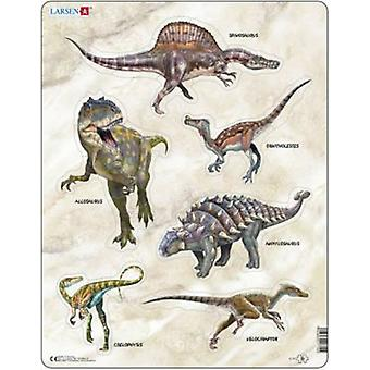 Larsen Dinosaurs (Toys , Boardgames , Puzzles)