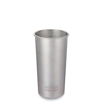 Klean Kanteen 592 ml Stainless Steel Pint Cup (Brush Stainless)