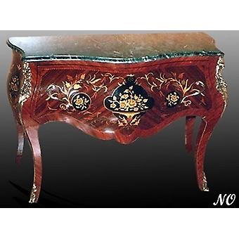 baroque chest of drawers cupboard louis pre victorian antique style MoKm0483