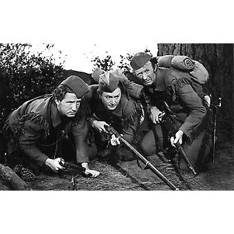 Passaggio a nordovest Spencer Tracy Robert Young Walter Brennan 1940 Photo Print