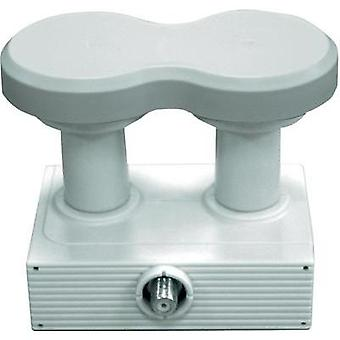Single LNB Monoblock Smart TMS 43 No. of participants: 1 LNB feed size: 40 mm