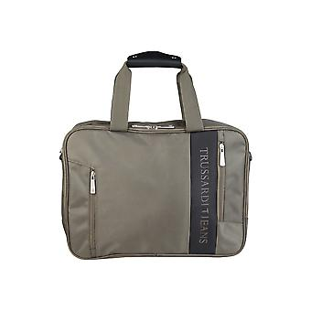 Trussardi men's Briefcases Green