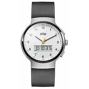 Braun Unisex Black Ceramic Dress BN0159WHBKG Watch