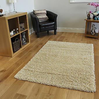 Cream Shaggy Rug Ontario