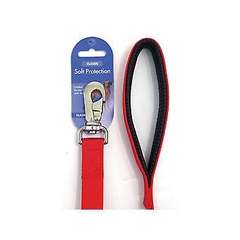 Classic Soft Protection Nylon Padded Lead Red 40 X 3/4