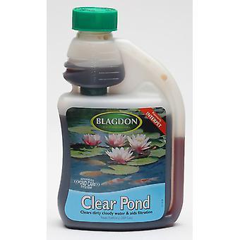 Bd Treatment Clear Pond 500ml