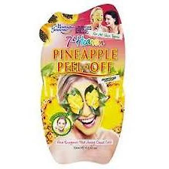 Montagne Jeunesse Pineapple Face Mask (Cosmetics , Facial , Facial Masks)