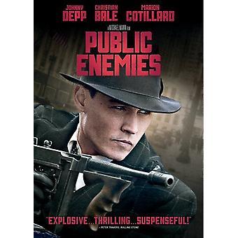 Public Enemies (2009) [DVD] USA import
