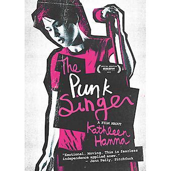 Punk zanger [DVD] USA importeren