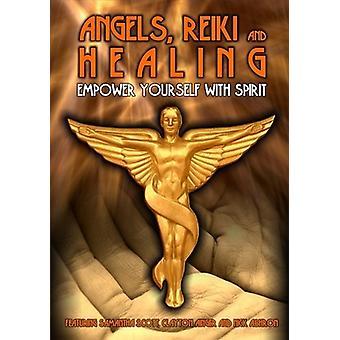 Engle Reiki & Healing-Styrk dig selv med Spiri [DVD] USA importerer