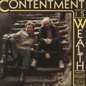 Molloy, Matt/Kea - Contentment Is [CD] USA import