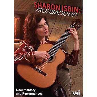 Sharon Isbin: Troubadour [DVD] USA importerer