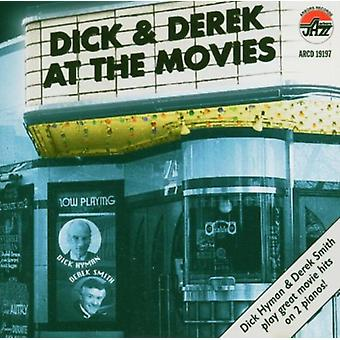 Hyman/Smith - Dick & Derek at the Movies [CD] USA import