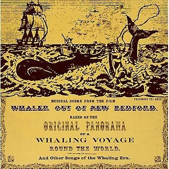 Maccoll/Seeger - Musical Film Score: Whaler Out of New Bedford & Ot [CD] USA import